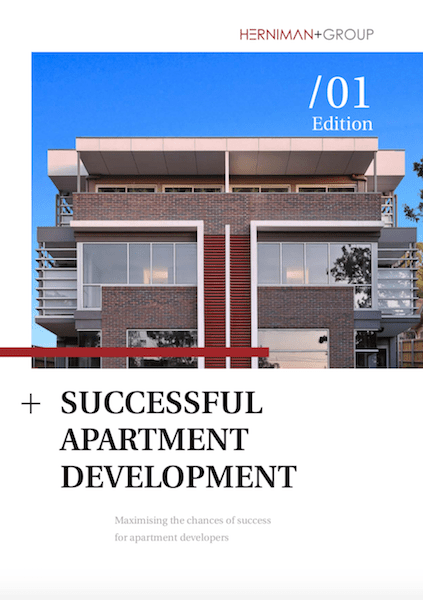 Successful Apartment Development White Paper