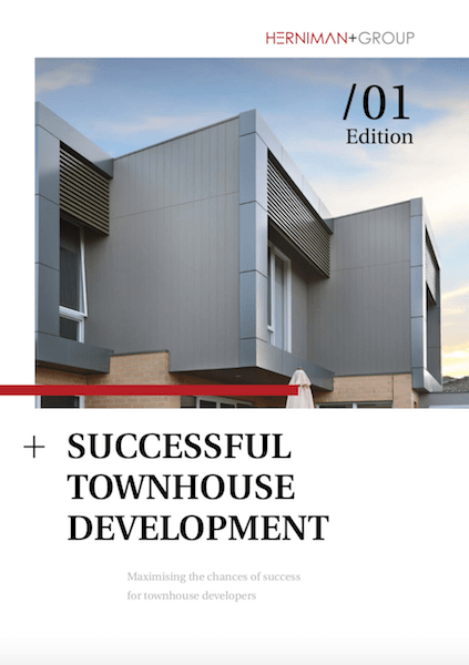 Successful Townhouse Development White Paper